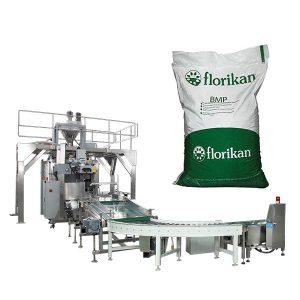 Автоматично насипни опаковъчни машини за мляко на прах в 10kg 25kg чанти