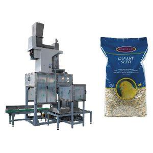20 кг семена отворена устата Bagging & Bag пълнене Везни Автоматично зърно Големи торби опаковъчна машина
