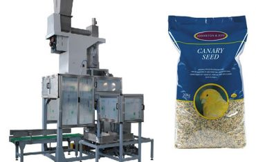 20 кг зърна за зърно за откриване на устната кухина и торби за пълнене на торби