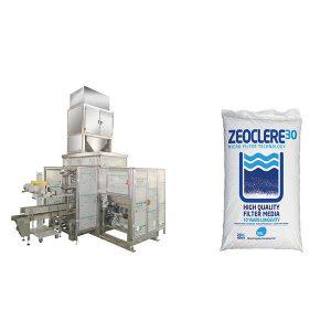 20 кг зеолит голяма чанта опаковъчна машина със запечатваща машина