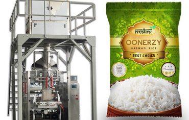 автоматична опаковъчна машина за ориз от 1 кг-5 кг