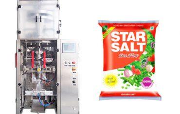 автоматична опаковъчна машина за сол от 1 кг