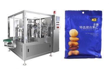 предварително изработена опаковка за опаковане на гранули за хранителни опаковки