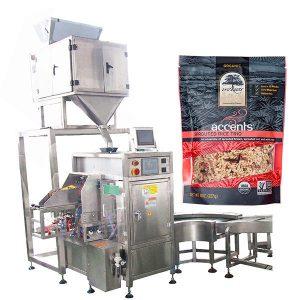 Автоматична машина за пълнене и запечатване на кафе на прах