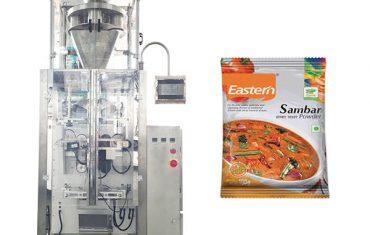 пилешка есенция подправка прахова опаковъчна машина