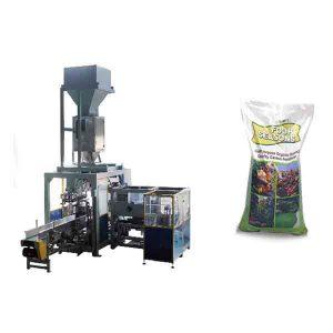 Автоматично зърно 50 кг големи чанти химически тор опаковъчна машина