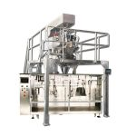 автоматична хоризонтална предварително направена грануларна опаковъчна машина