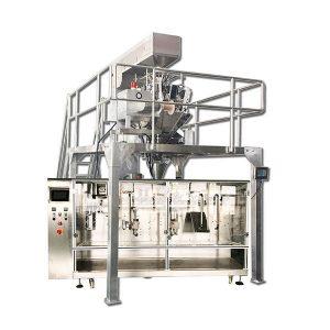 Автоматично хоризонтално предварително изработено гранулираща опаковъчна машина