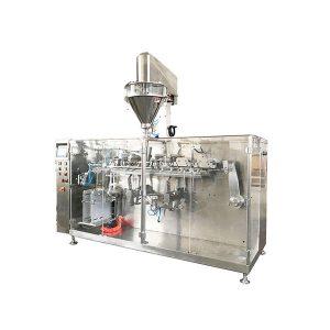 Автоматично хоризонтално предварително направено прахообразна опаковъчна машина