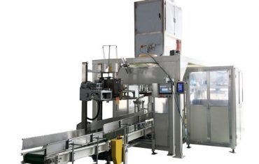 автоматична опаковъчна машина за претегляне на тегло 25 кг чанта