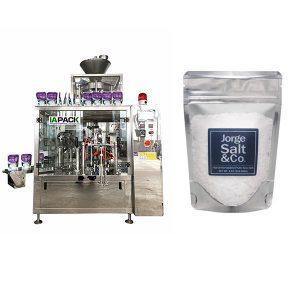 Автоматична ротационна премиера чанта опаковъчна машина за сол