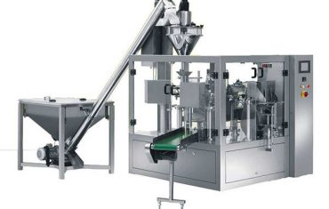 автоматична ротационна подправка прах пълнене опаковъчна машина