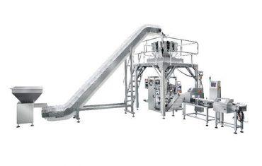 автоматична машина за вертикално запечатване