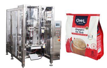 автоматична машина за пакетиране на кафе на прах за обеззаразяване на вентили