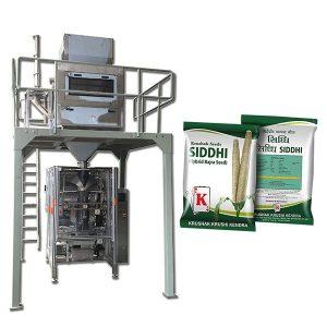 Прахообразна машина за пакетиране на прах