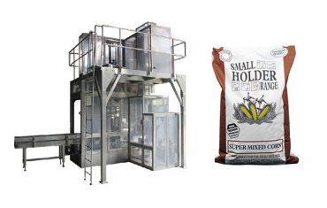 опаковъчни машини за опаковане на фуражи