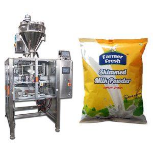 Машина за пакетиране на мляко на прах