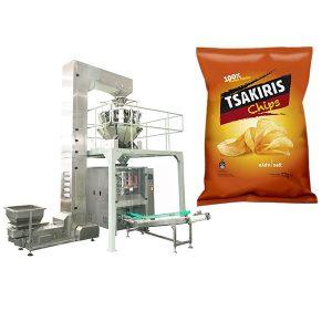 Пакетираща машина за картофи