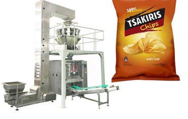 72 грама картофен чипс пакет машина за опаковане