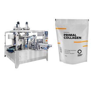 Автоматична прах за пълнене на прахообразна опаковъчна машина