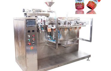 предварително изработена опаковъчна машина за кетчуп