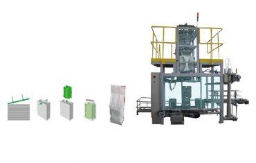 вторична опаковка машина за опаковане на торбички от полиуретан
