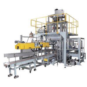 ZTCP-50P автоматична машина за тежки опаковки за прахообразна опаковка