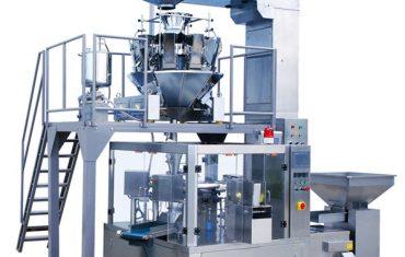 автоматична машина за пакетиране на леки закуски