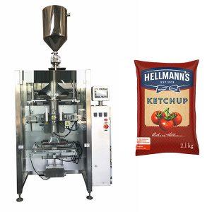 кетчуп машина за опаковане на салати