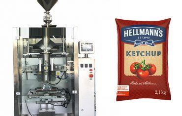 500g-2 кг кетчуп машина за опаковане на сосове
